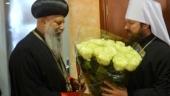 В Москву прибыл Глава Эфиопской Церкви