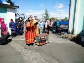 Центр гуманитарной помощи открыт в Кызыльской епархии