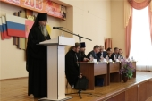 Представители Алатырской епархии приняли участие в конференции «Духовная безопасность России. Противодействие религиозному экстремизму и сепаратизму»