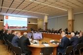 Ответственный секретарь Синодального комитета по взаимодействию с казачеством вошел в состав постоянной профильной комиссии по содействию развитию казачьей культуры