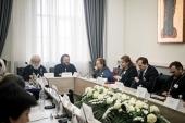 В Санкт-Петербургской духовной академии прошло совещание по итогам апробации регентского образовательного стандарта