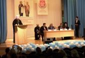 Глава Челябинской митрополии открыл XVI Славянский научный собор