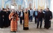 В Коневском монастыре состоялось совещание, посвященное реставрации обители