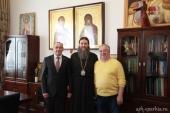 Архангельская митрополия и Общероссийский народный фронт договорились о сотрудничестве