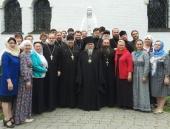 В Москве завершилась очередная стажировка для руководителей епархиальных социальных отделов