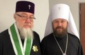 Митрополит Волоколамский Иларион встретился с Предстоятелем Польской Православной Церкви