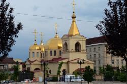 Соболезнование Святейшего Патриарха Кирилла в связи с вооруженным нападением на храм Михаила Архангела в Грозном