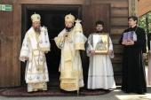 Молодежная делегация Русской Православной Церкви приняла участие в паломничестве на святую гору Грабарку в Польше