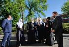 Святейший Патриарх Кирилл посетил столичные приходы храма св. Александра Невского в б. Покровской богадельне и храма Покрова Пресвятой Богородицы в Рубцове