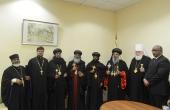 Завершился визит Главы Эфиопской Церкви в Россию