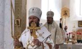 Председатель Отдела внешних церковных связей совершил Литургию в Троицком кафедральном соборе в Париже