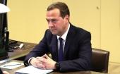Святейший Патриарх Кирилл поздравил Д.А. Медведева с утверждением в должности Председателя Правительства РФ