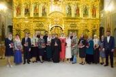 В Общецерковной аспирантуре прошел семинар для руководителей православных образовательных организаций