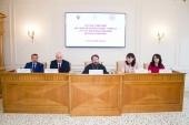 В Общецерковной аспирантуре прошел всероссийский научно-практический семинар «Теология и образование: вектор развития»