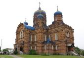 Митрополит Киевский Онуфрий возглавил богослужение в Козельщанском монастыре в Полтавской области