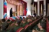 В День славянской письменности и культуры в Военной академии связи в Санкт-Петербурге состоялась конференция «Патриотическое и духовно-нравственное воспитание военнослужащих»