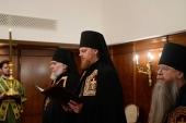 Слово архимандрита Феоктиста (Игумнова) при наречении во епископа Городищенского, викария Волгоградской епархии