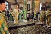 На 40-й день после кончины митрополита Таллинского Корнилия в эстонской столице совершены заупокойные богослужения