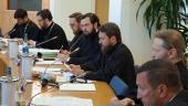 Выступление митрополита Волоколамского Илариона на втором заседании рабочей группы Русской Православной Церкви и Римско-Католической Церкви Италии в рамках Форума-диалога по линии гражданских обществ