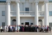 XXIV Международные Кирилло-Мефодиевские чтения открылись в Минске