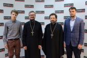 Архимандрит Сергий (Акимов) и игумен Арсений (Соколов) представили свои книги в Санкт-Петербурге