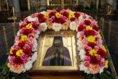 80-летие преставления ко Господу священномученика Онуфрия (Гагалюка) молитвенно отпраздновали в Курской епархии