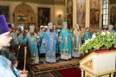 В Пензенской епархии прошли торжества, посвященные 100-летию назначения священномученика Иоанна (Поммера) на Пензенскую кафедру