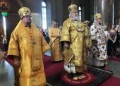 Представители Русской Православной Церкви приняли участие в торжествах по случаю 70-летия Архиепископа Хельсинского и всея Финляндии Льва