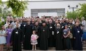 Начала работу ХІV Всеукраинская конференция глав и представителей епархиальных отделов по работе с молодежью