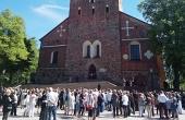 Делегация Московского Патриархата присутствовала на праздновании интронизации нового главы финских лютеран