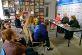 О праздновании 625-летия Коневского монастыря рассказали на пресс-конференции в Санкт-Петербурге