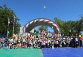В Шахтинской епархии состоялся пятый фестиваль творчества детей с ограниченными возможностями здоровья «Дети солнца»
