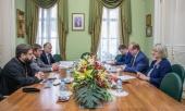 Представитель Русской Православной Церкви принял участие в заседании Попечительского Комитета Межрелигиозного совета России