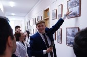 В Саратовском государственном университете открылась экспозиция, посвященная 1030-летию Крещения Руси