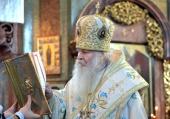 «Жить по примеру отцов». Интервью с митрополитом Липецким Никоном