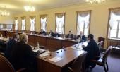 Состоялось очередное заседание Межрелигиозной рабочей группы по оказанию гуманитарной помощи населению Сирии