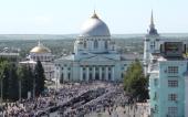 Исполнилось 400 лет крестному ходу с иконой Божией Матери «Знамение» Курской-Коренной