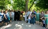 За Литургией в Старо-Покровском храме Ростова-на-Дону православные ассирийцы молились на родном языке