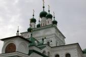 Впервые за сто лет в главном храме Соликамска совершена Божественная литургия
