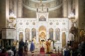 В Париже состоялся ежегодный фестиваль «День Православия»