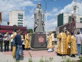 В алтайском Рубцовске освящен памятник преподобному Илие Муромскому