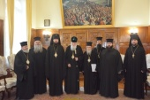 Pуководитель Управления Московской Патриархии по зарубежным учреждениям посетил Софию