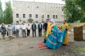В столице Белоруссии будет построен храм Воскресения Словущего с комплексом духовно-административных зданий Минской экзархии