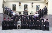 В Киевской духовной академии состоялось итоговое заседание Ученого совета