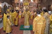 Митрополит Кишиневский и всея Молдовы Владимир посетил православные приходы в Северной Италии