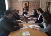 Состоялось заседание рабочей группы по разработке концепции молодежного служения при Синодальном отделе по делам молодежи