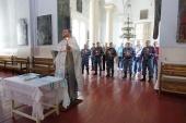 В Георгиевской епархии почтили память жертв террористического акта в Буденновске