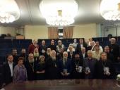 В Синодальном отделе по взаимодействию с Вооруженными силами представили книгу «Патриарх Алексий II: неизвестные страницы»