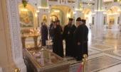 Иерарх Антиохийской Православной Церкви поклонился святыням Москвы