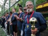 В Москве состоялся первый чемпионат по футболу среди бездомных людей